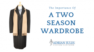 two-season wardrobe