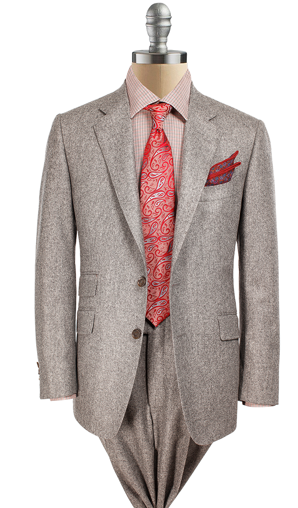 Suit Feature on Dressform